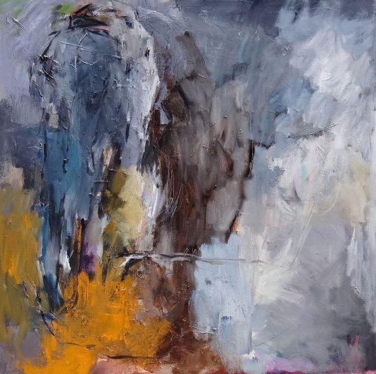 Peinture de Doïna VIERU